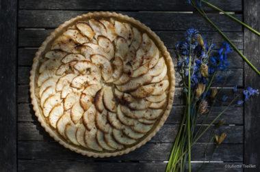 Tarte aux pommes - Anaïs Cookies & Cie - Juliette Treillet-12