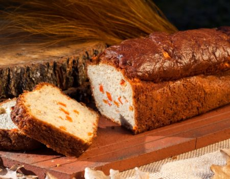 Cake salé végétarien Anais Cookies & Cie